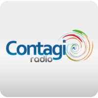 Logo of radio station Contagio Radio