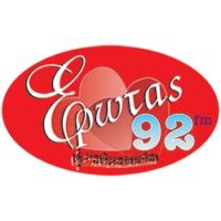 Logo de la radio Έρωτας 92