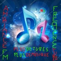 Logo de la radio Ambiance fm frequence tubes