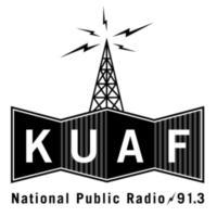 Logo of radio station KUAF 3 - Jazz