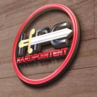 Logo of radio station HpEnt The HardPoint Network