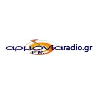 Logo de la radio Armonía 103.2 - Αρμονία 103.2