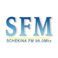Logo of radio station SCHEKINA FM