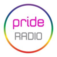 Logo of radio station Pride Radio