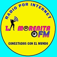 Logo of radio station La Morenita Fm