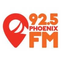 Logo de la radio 92.5 Phoenix FM