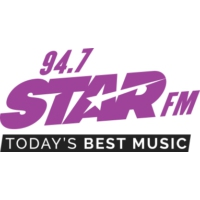 Logo of radio station CKLF-FM Star 94.7