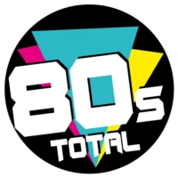 Logo of radio station 80s Total