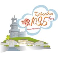 Logo de la radio Radio Trikala 103.5 - Ραδιο Τρικαλα 103,5