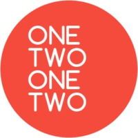 Logo of radio station DEEJAY One 2 One