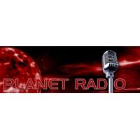Logo of radio station PlanetRadio.us