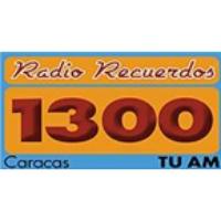 Logo of radio station Radio Recuerdos 1300