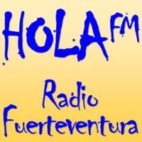 Logo of radio station Hola FM