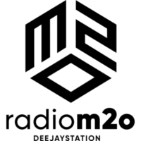 Logo of radio station m2o