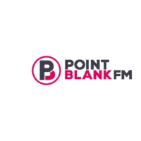 Logo of radio station Point Blank FM