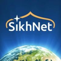 Logo de la radio SikhNet - Hacienda de Guru Ram Das