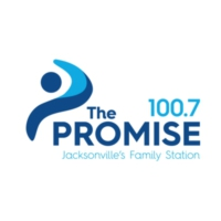 Logo de la radio WMUV The Promise 100.7 FM