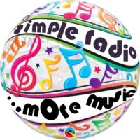 Logo of radio station Simple Radio FM
