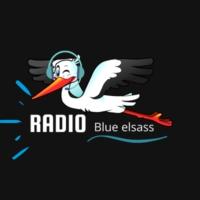 Logo of radio station blue radio elsass