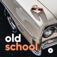 Logo of radio station old school