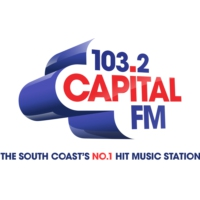 Logo of radio station Capital South Coast