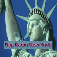 Logo of radio station Digi Radio New York