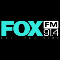 Logo of radio station FOX 91.4