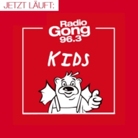 Logo of radio station Radio Gong 96.3 München - Kids