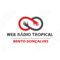 Logo of radio station Web Rádio Tropical