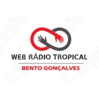 Logo de la radio Web Rádio Tropical