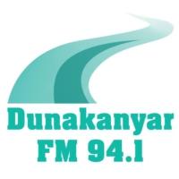 Logo of radio station Dunakanyar FM 94.1