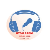 Logo of radio station By The Grace Radio