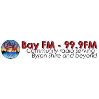 Logo of radio station Bay FM 99.9