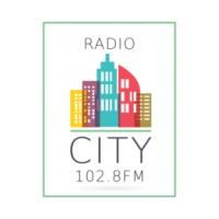 Logo of radio station Radio City 102.8