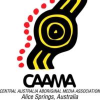 Logo of radio station CAAMA Radio