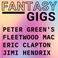 Logo of radio station Fantasy Gigs Electric Blues Live