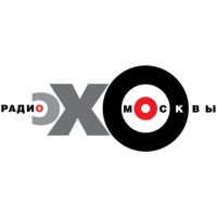 Logo of radio station Эхо Москвы