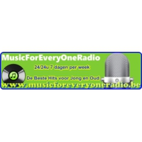 Logo de la radio musicforeveryoneradio