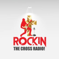 Logo de la radio Rockin The Cross Radio