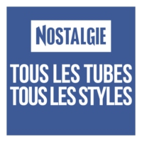 Logo de la radio Nostalgie tous les Tubes tous les Styles
