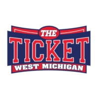 Logo of radio station WBBL The Ticket West Michigan