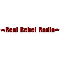 Logo de la radio Real Rebel Radio