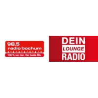 Logo of radio station Radio Bochum - Dein Lounge Radio