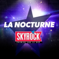 Logo of radio station Skyrock La Nocturne