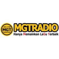 Logo of radio station MGT FM 101.1