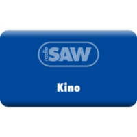 Logo of radio station radio SAW-Kino