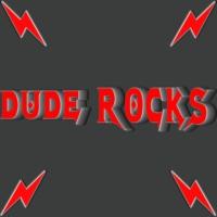 Logo de la radio Dude Rocks
