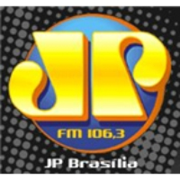 Logo of radio station Jovem Pan Brasília