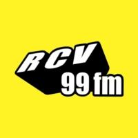 Logo of radio station RCV99FM