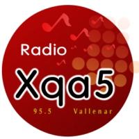 Logo of radio station Xqa 5 Radio 95.5